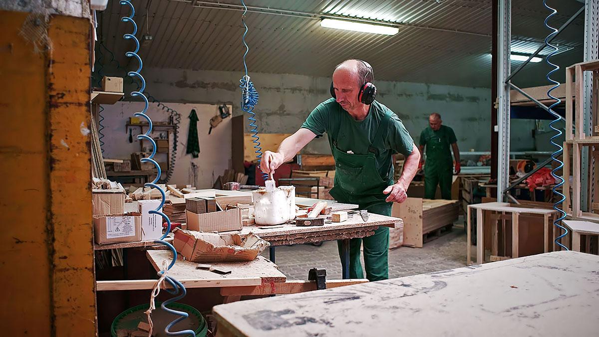Stelaże do mebli tapicerowanych - TRAK Swarzędz