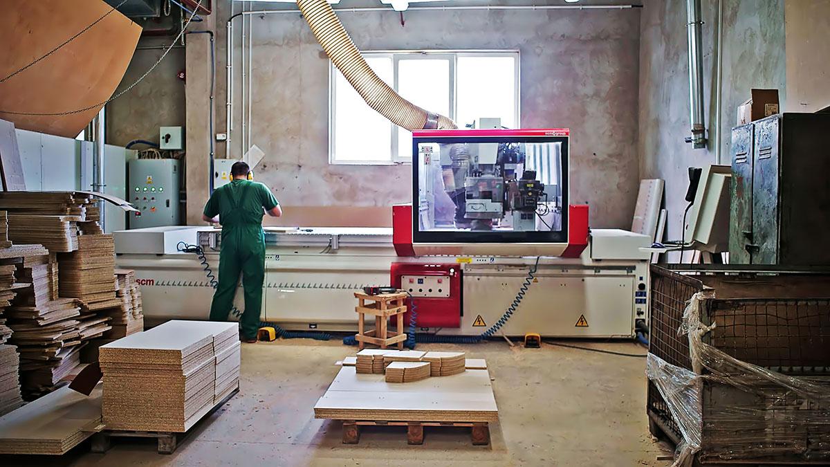 Centrum obróbcze CNC - Park maszyn - TRAK Swarzędz
