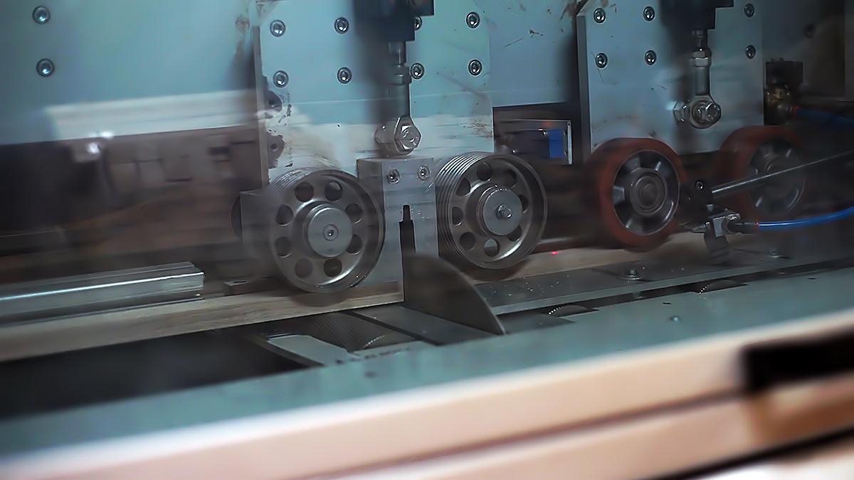 Optymalizerka - Park maszyn - TRAK Swarzędz